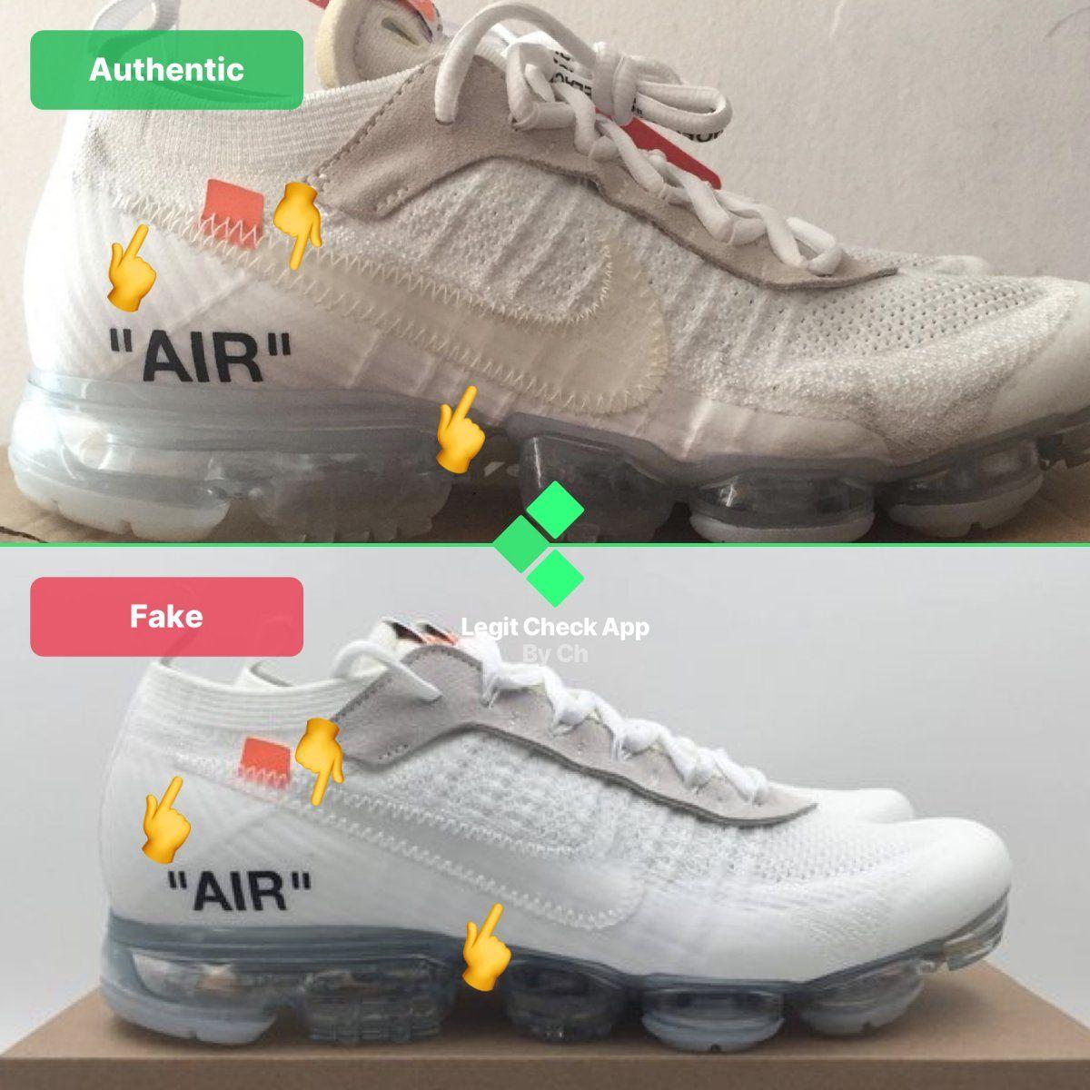 Off white shoes, Nike swoosh logo