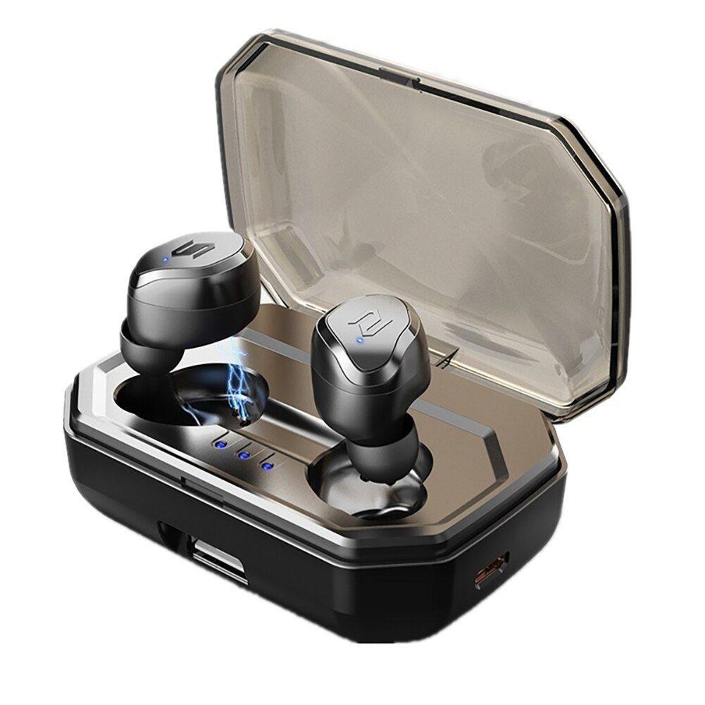 TWS Bluetooth 5,0 Беспроводные наушники с сенсорным