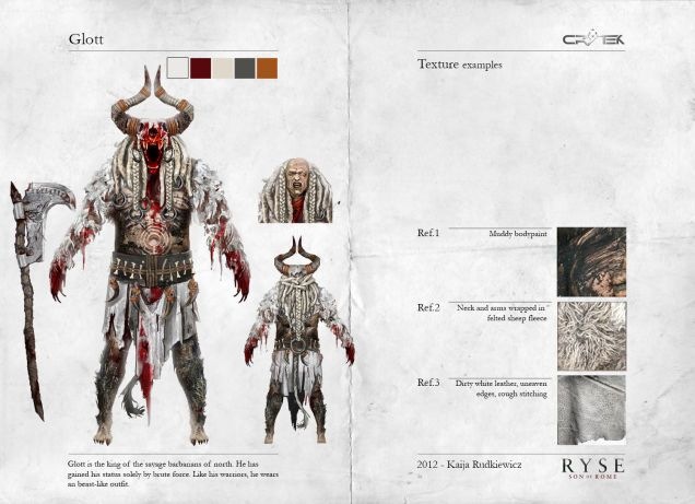 How To Dress A Badass Barbarian