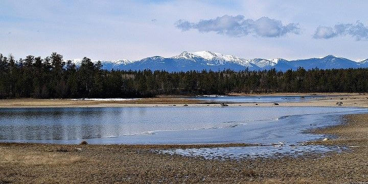 Cariboo Country, British Columbia, Canada
