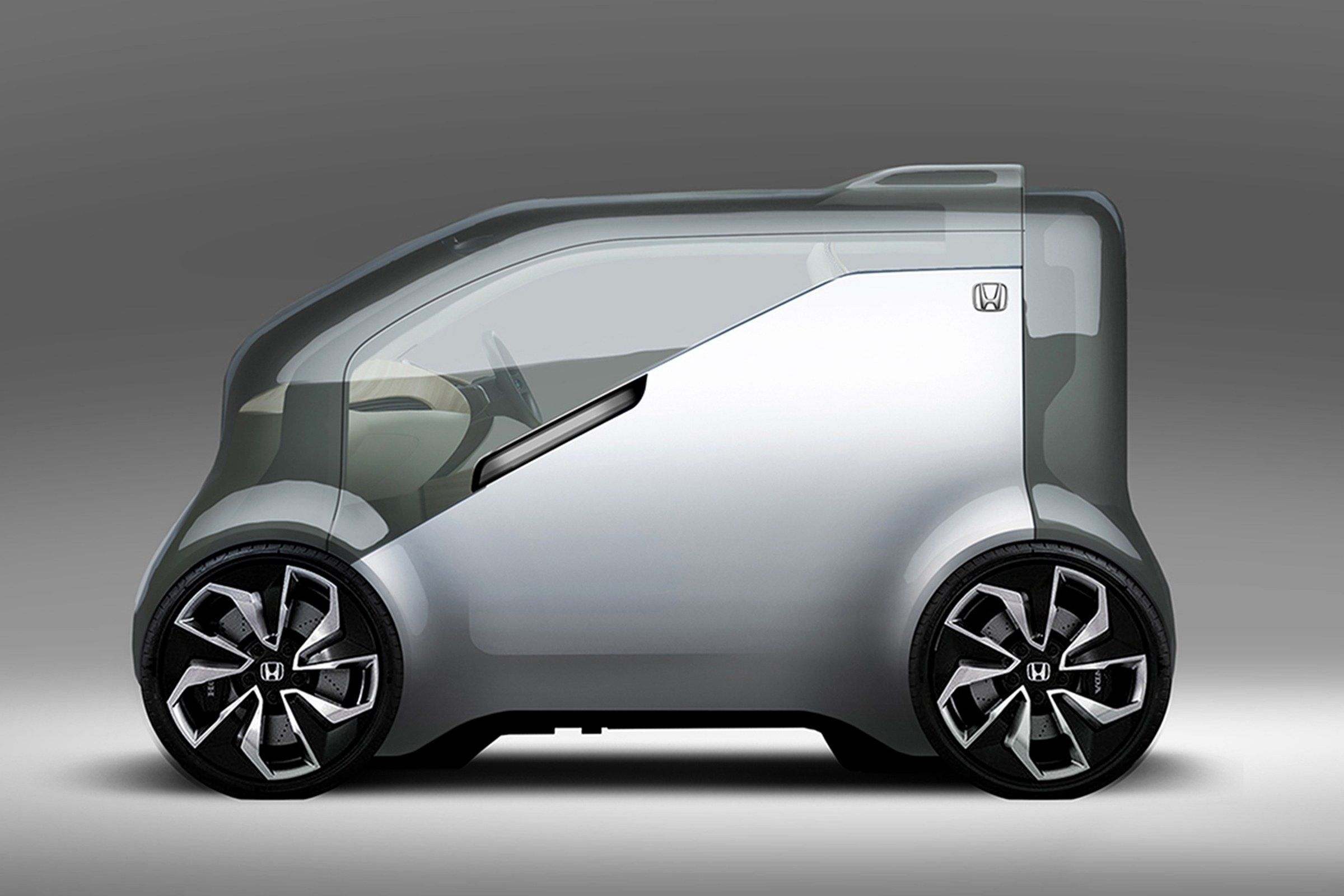 Honda And Toyota S New Concept Cars Look Like Something Out Of A