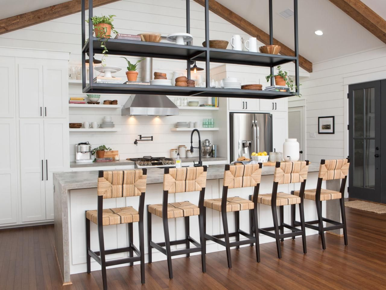 Kitchen Design Basics Delectable 15 Kitchen Island Ideas To Inspire Your Remodel  Hgtv Joanna Design Inspiration
