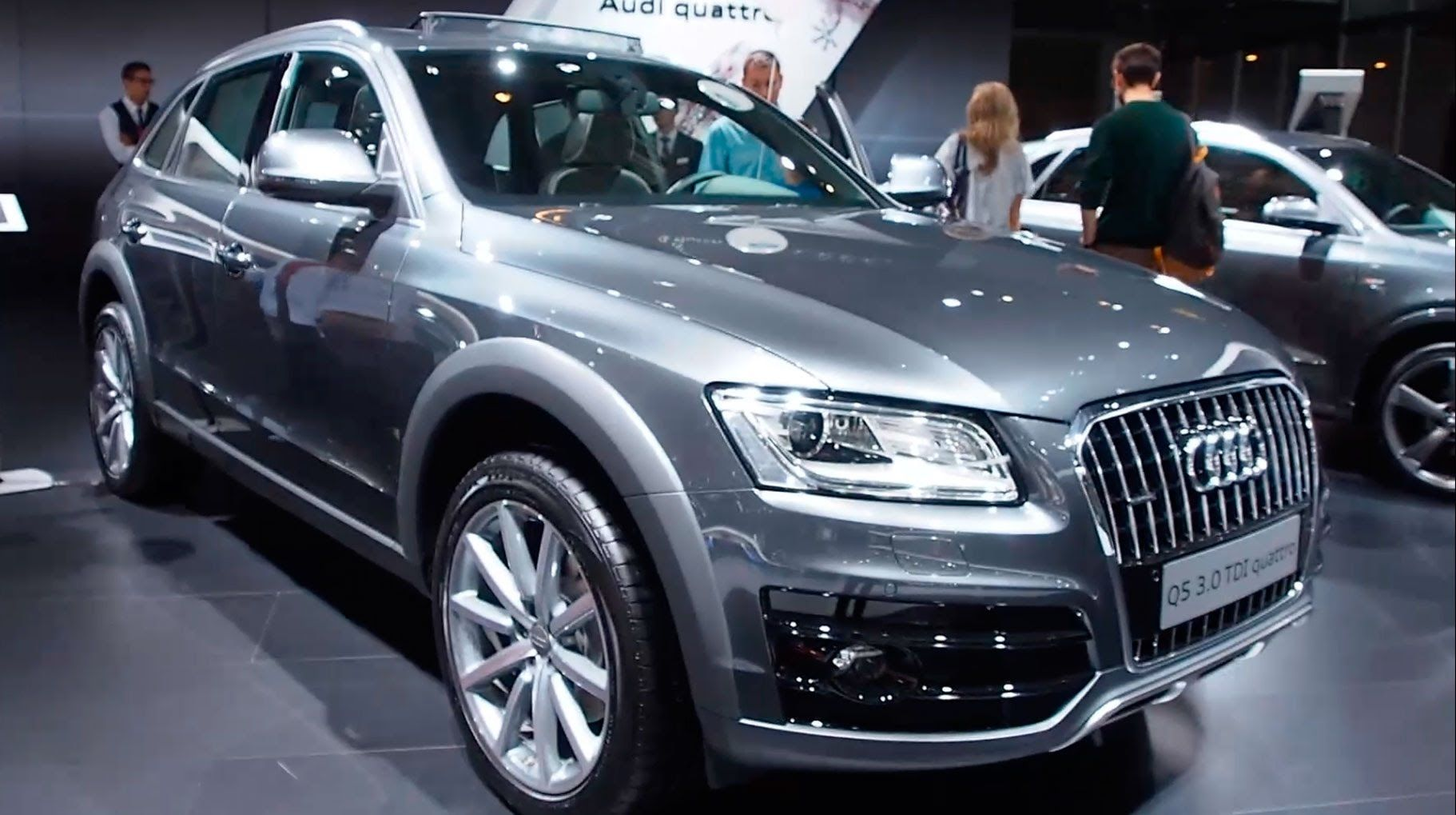 2014 Audi Q5 3 0 Tdi Quattro Exterior And Interior Walkaround Audi Audi Q5 Audi Q