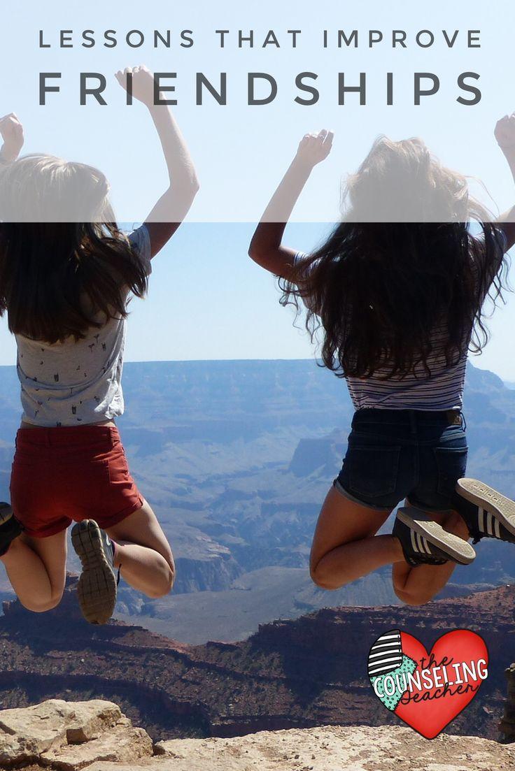Friendship activities bundle friendship activities