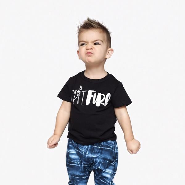 Spitfire Tee – BuzzShack Rolig småbarnsskjorta, småbarn  Funny toddler shirt, Toddler