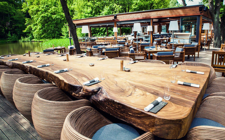 Klee am hanslteich  Klee am Hanslteich | T: 01 48 05 150, Restaurant, Amundsenstraße ...