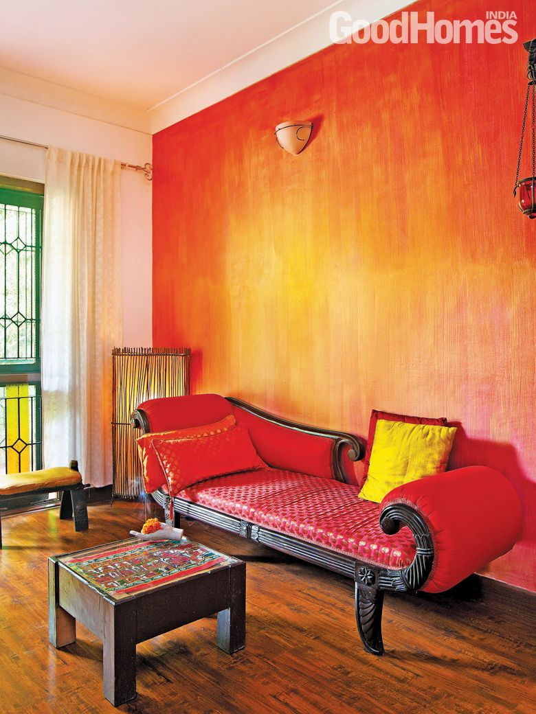 A Danseuse's Home In Bangalore That Is Bursting With Colors