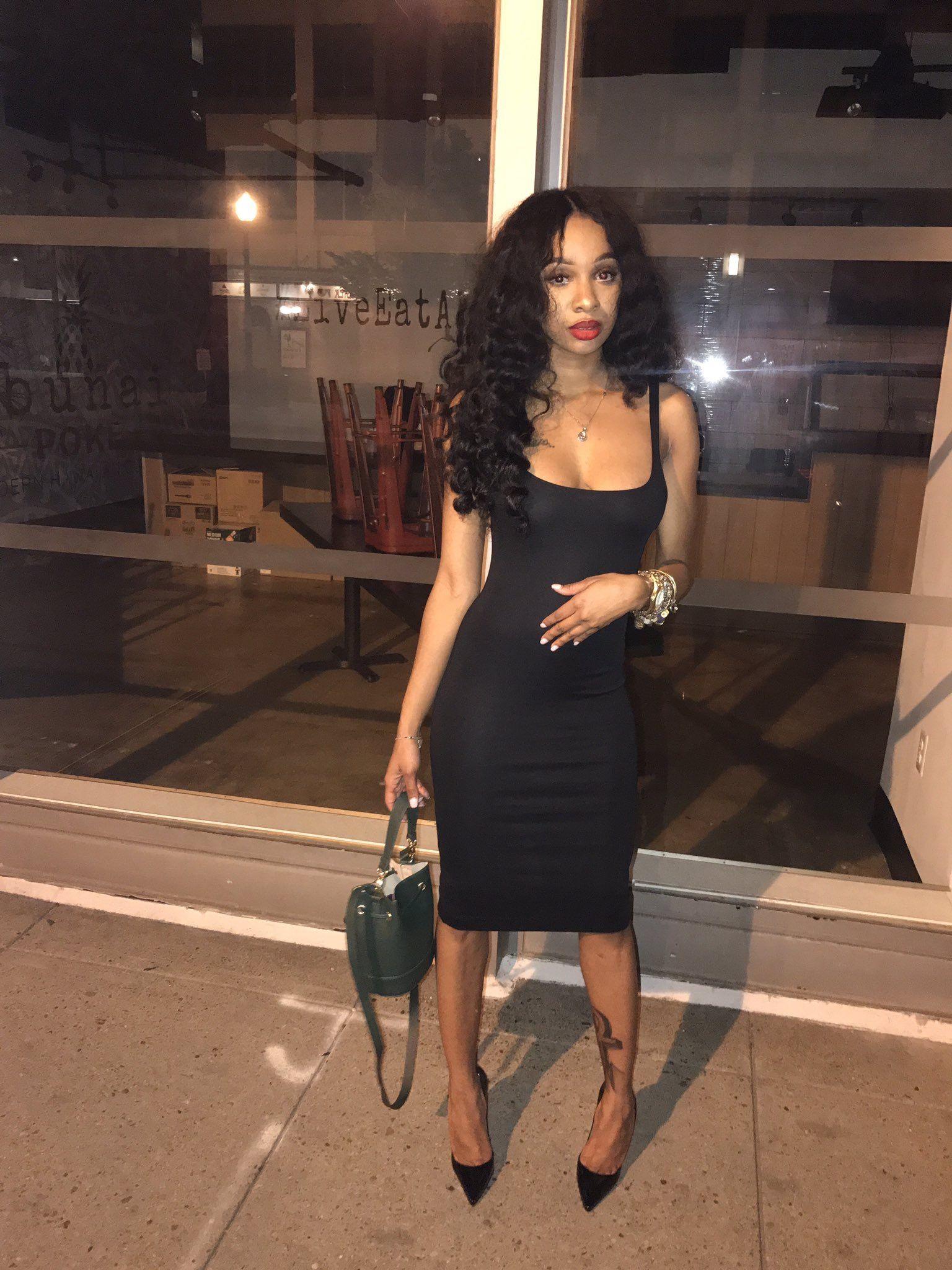 Pin By Jada On Date Night Fashion Black Girl Outfits Black Women Fashion [ 2048 x 1536 Pixel ]