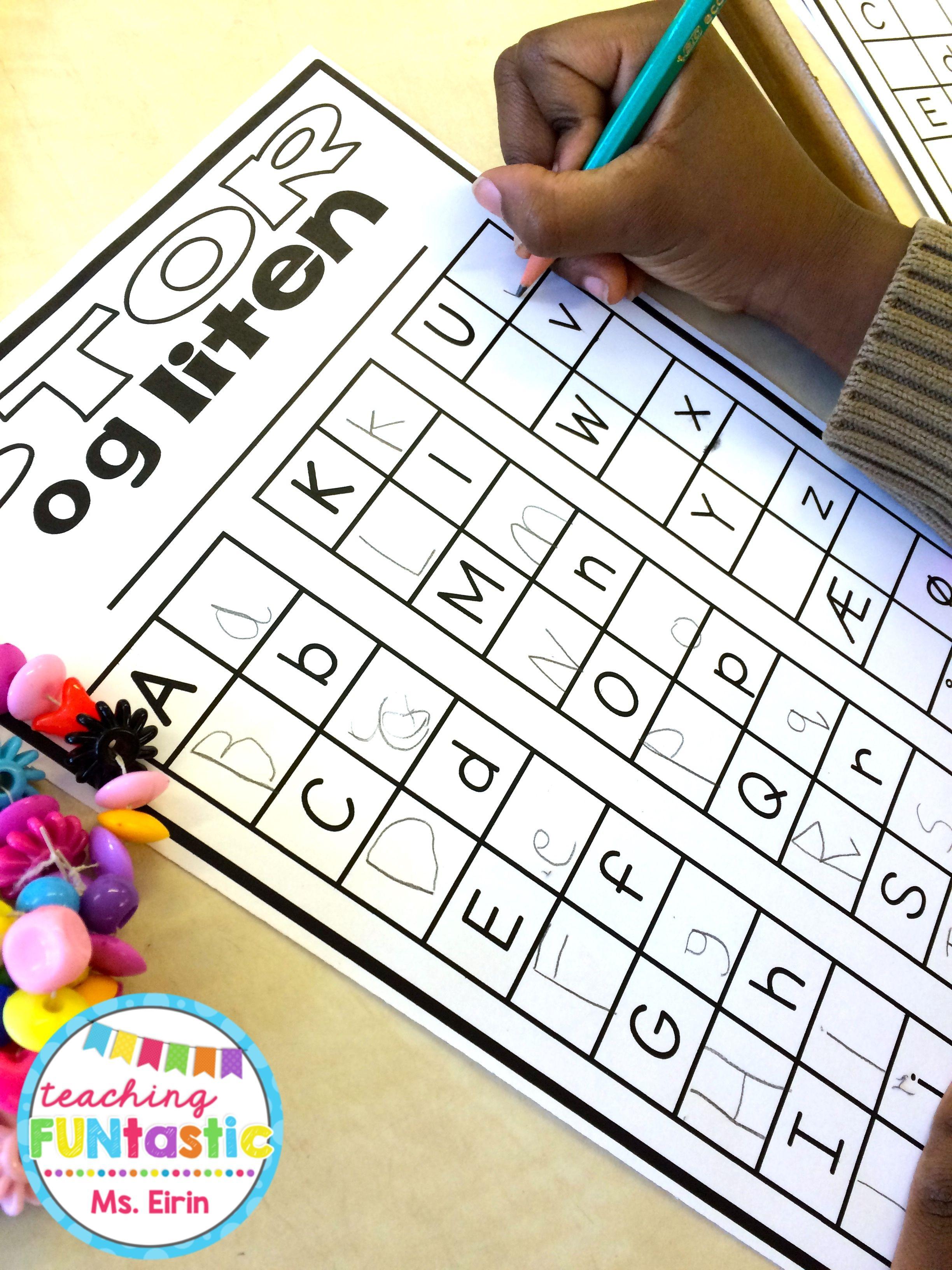 6648aaa8 Uke 10 - PY 1: Vi repeterer stor/liten bokstav og bokstavforming   1 ...