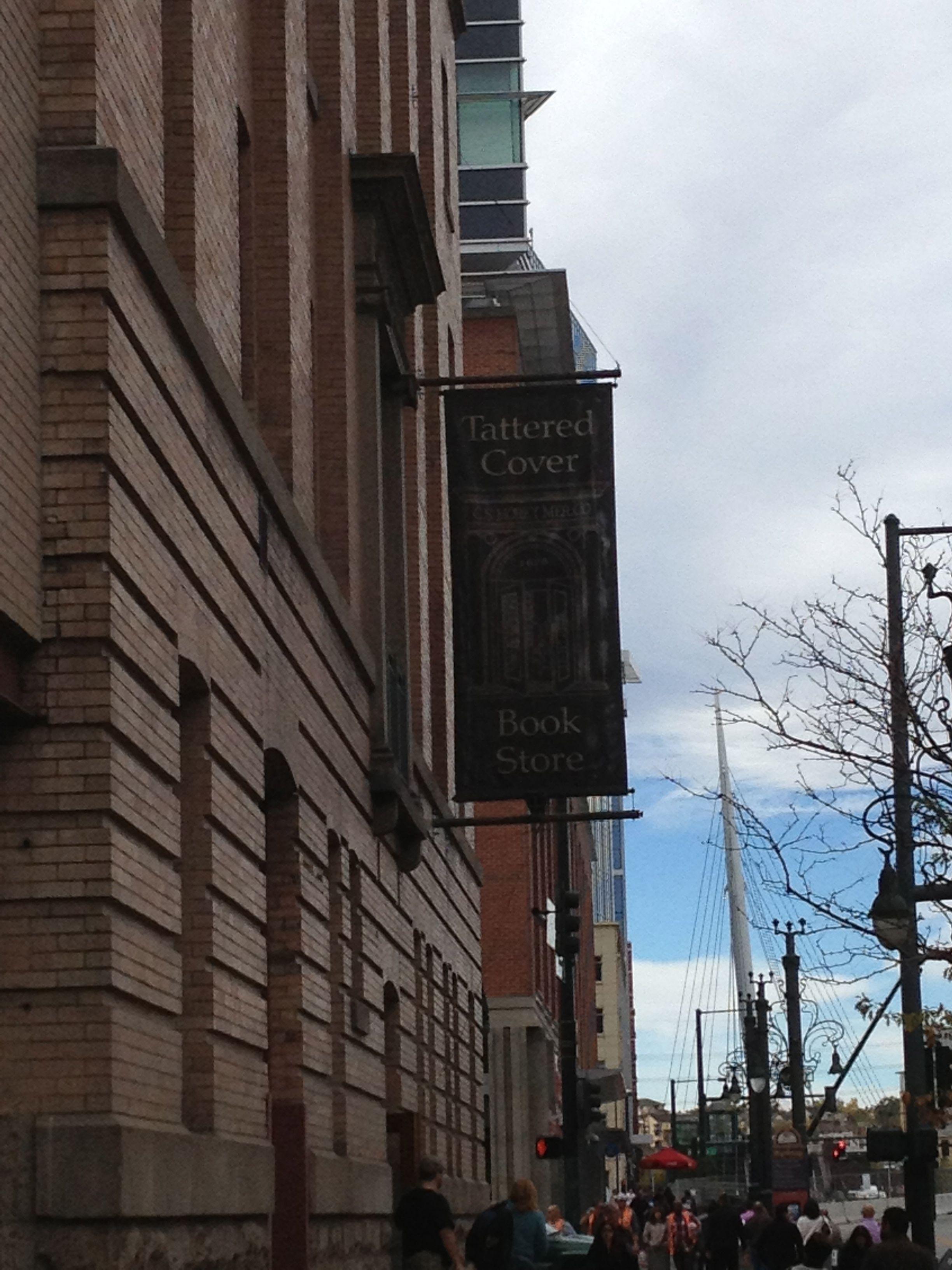 Tattered Cover Book Store, Denver. Love It!