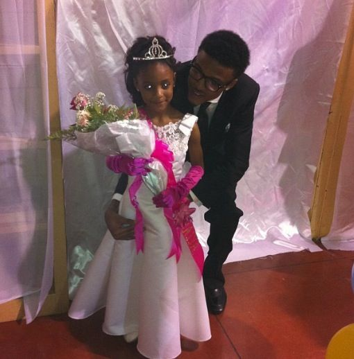 August and his niece | August alsina, Cute celebrities, August