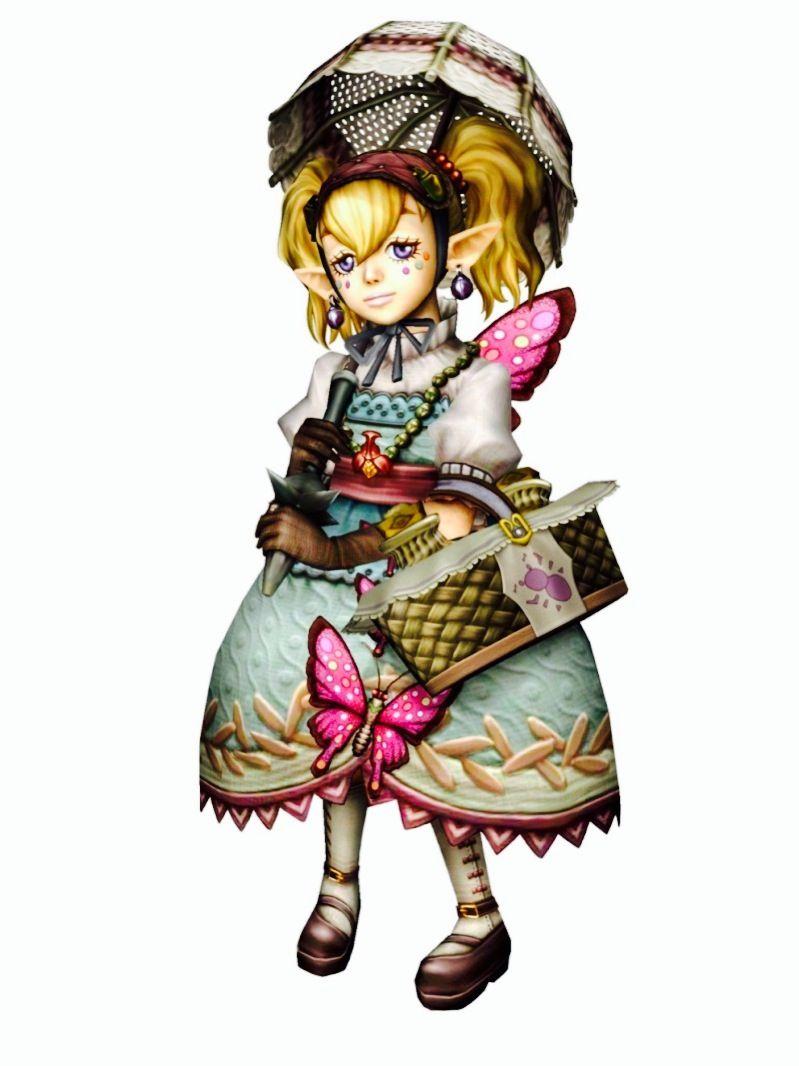 Agatha Twilight Princess The Legend Of Zelda Twilight Princess