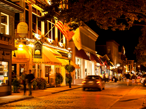 The most beautiful main street in every state Rhode