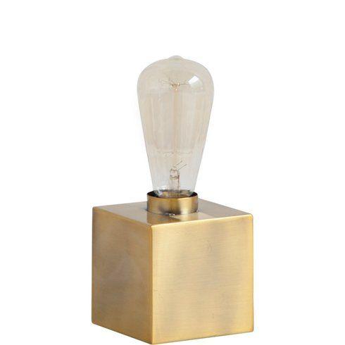 """Mercury Row Lampe de table 4,53"""" Petrina"""