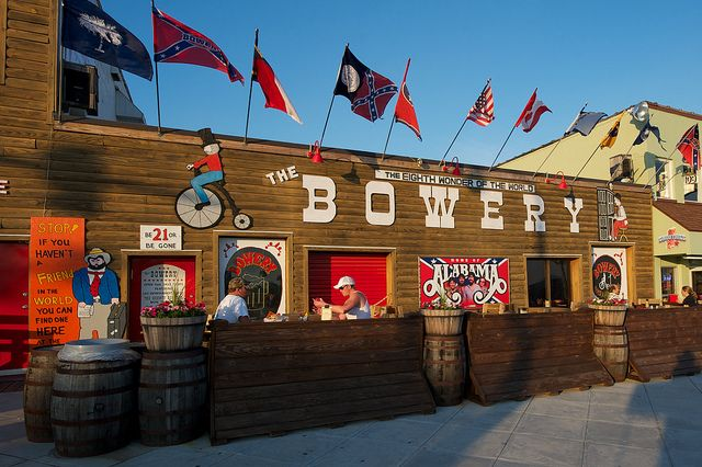 The Bowery Where Country Band Alabama Got Its Start Myrdreamvacation