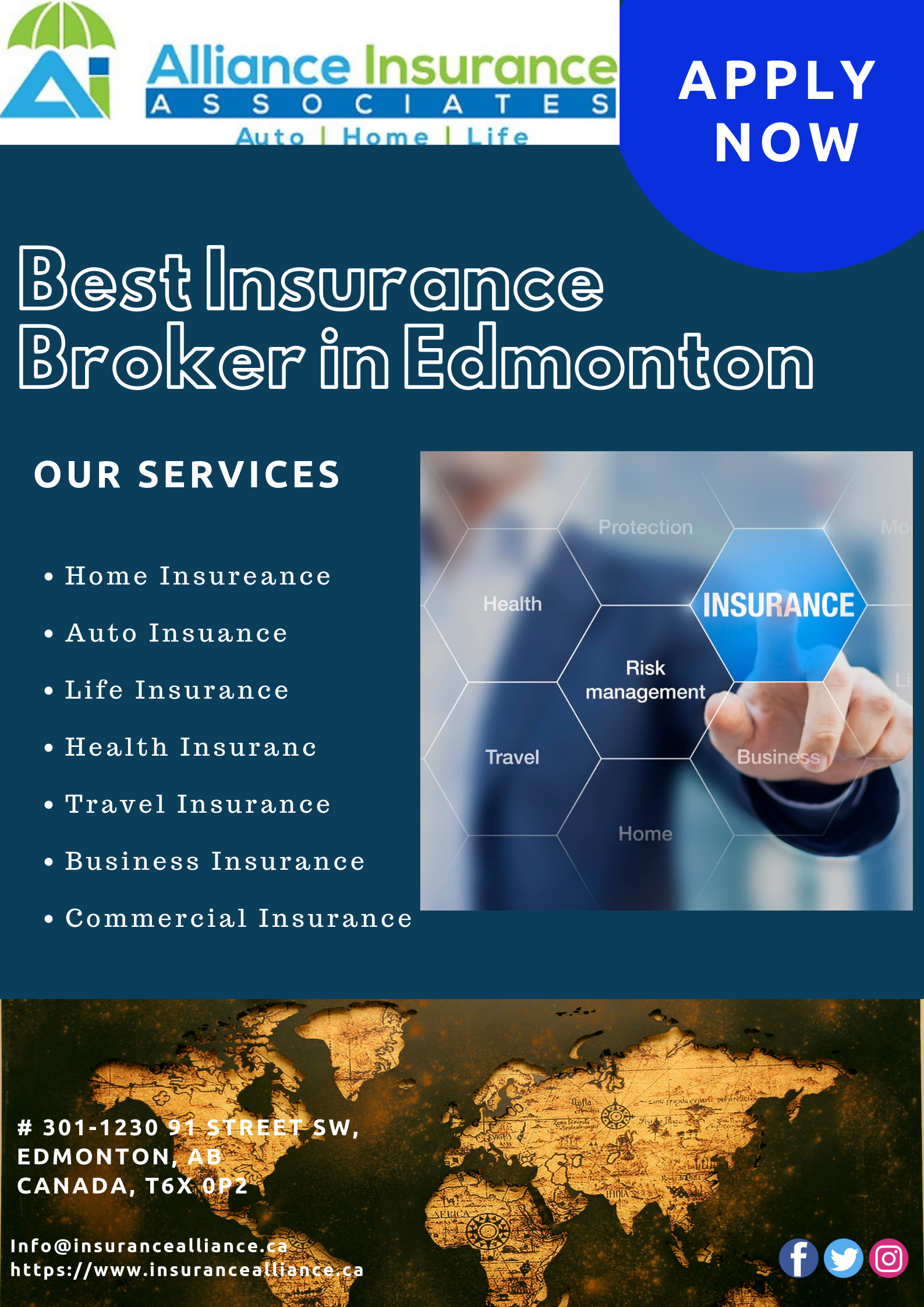 Pin on Insurance Brokers