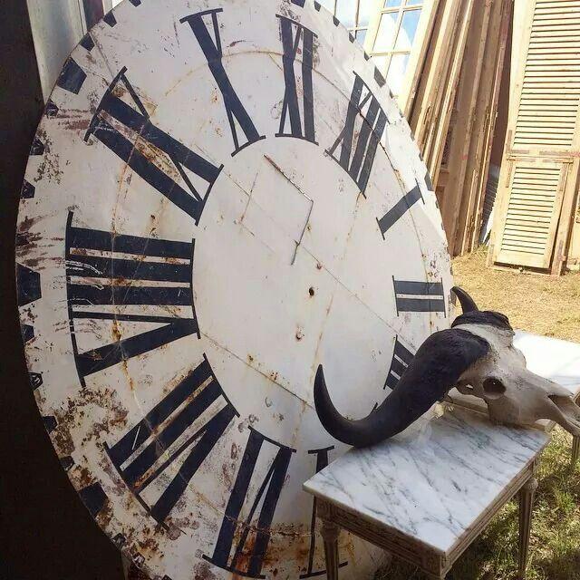 Clock From France The Magnolia Mom Joanna Gaines Fixer