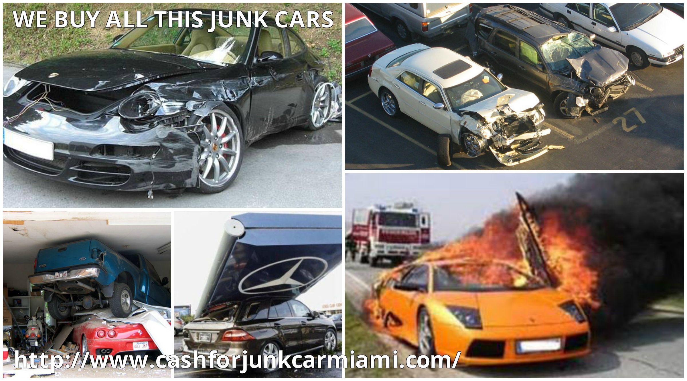 http://www.cashforjunkcarmiami.com/ Cash For Junk Car Miami provides ...