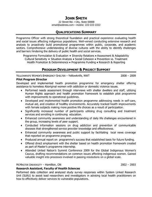 Click Here To Download This Pilot Program Director Resume Template Http Www Resumetemplates101 Com Healthcare Resume Resume Resume Template Resume Examples