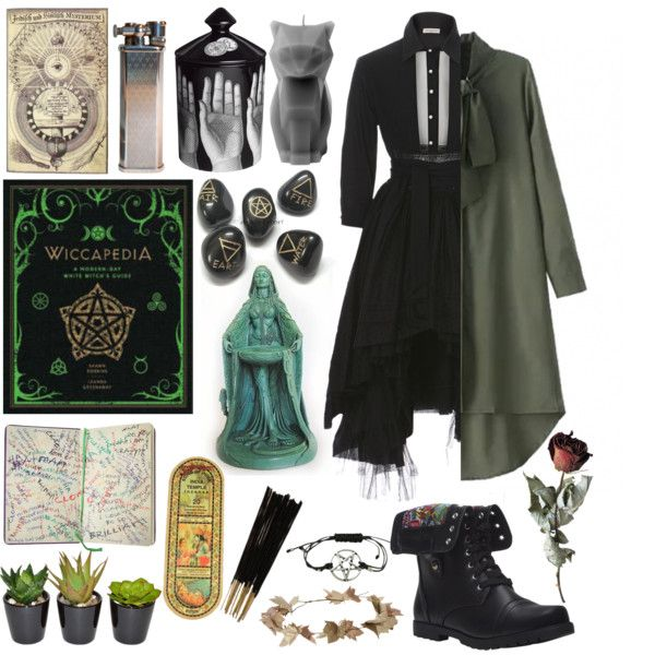 Designer Clothes Shoes Bags For Women Ssense Modern Witch Fashion Witch Outfit Witchy Outfit