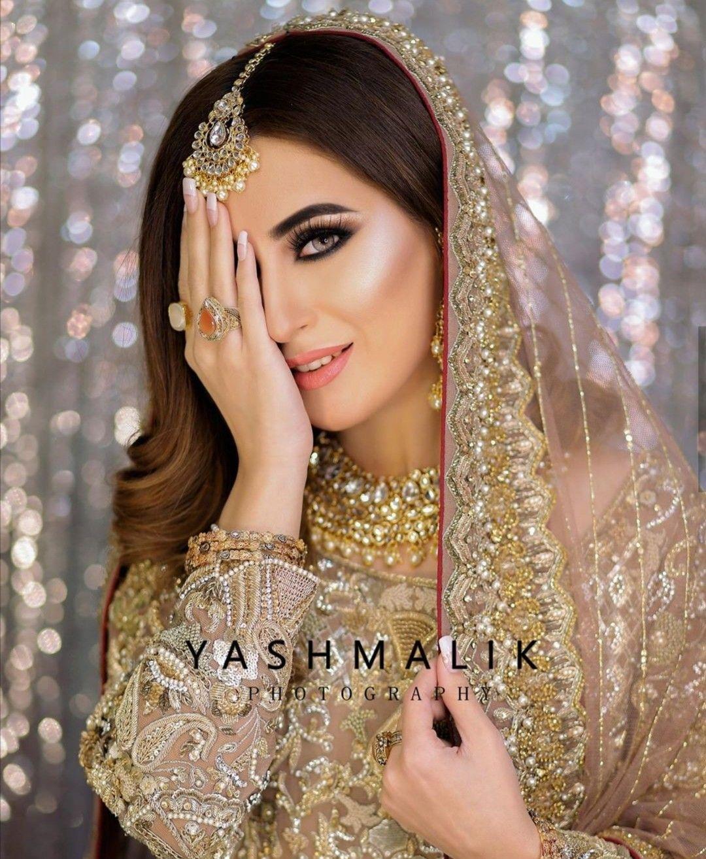 Pin By Mahnoorch On Beautiful Brides Asian Wedding Dress Asian Wedding Dress Pakistani Bridal