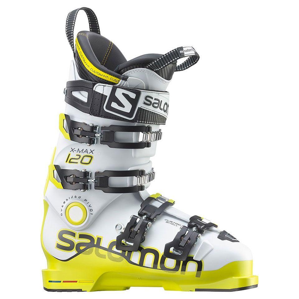 Salomon X Max 120 Ski Boots Ski Boots 2015 Boots Skiing