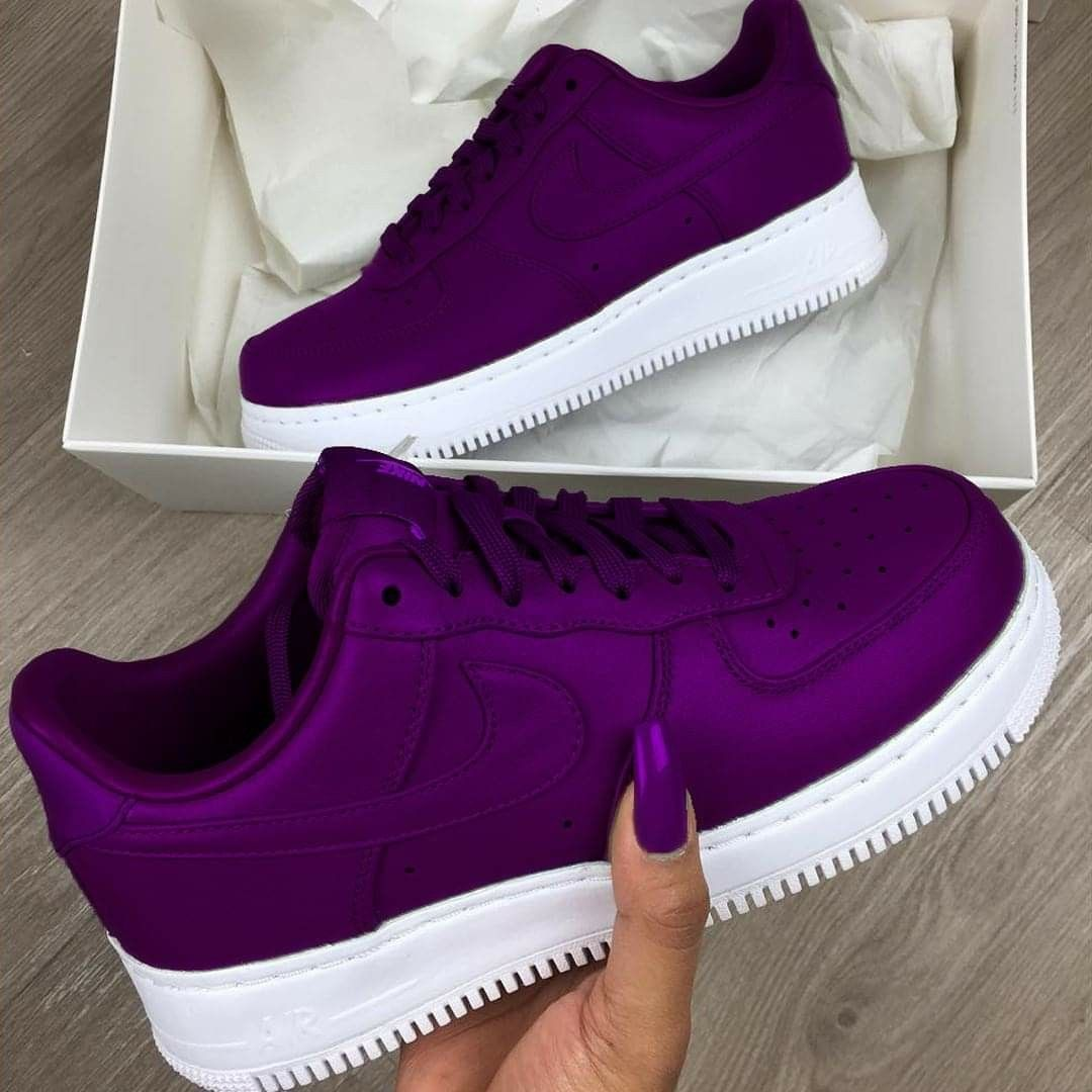 Nike Air Force 1 Low Jester Violet Mist Womens : Release date, Price & Info