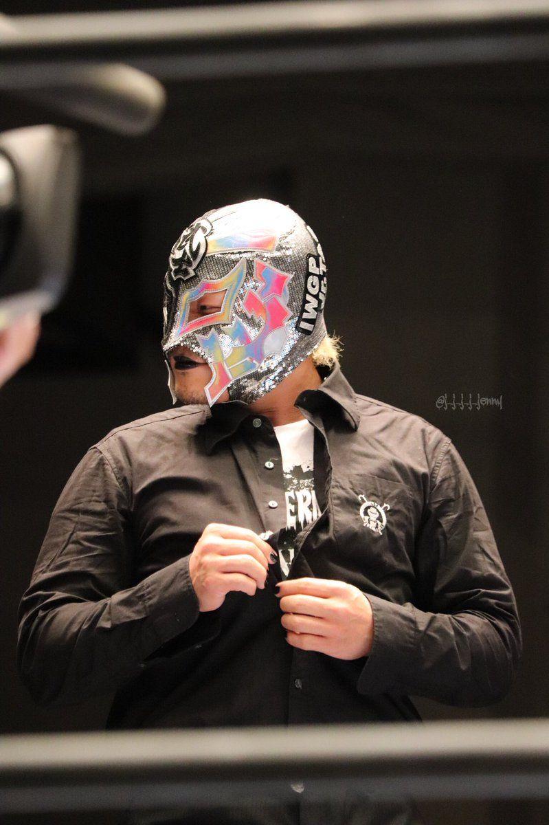 (1) Twitter 新日本プロレス, プロレス
