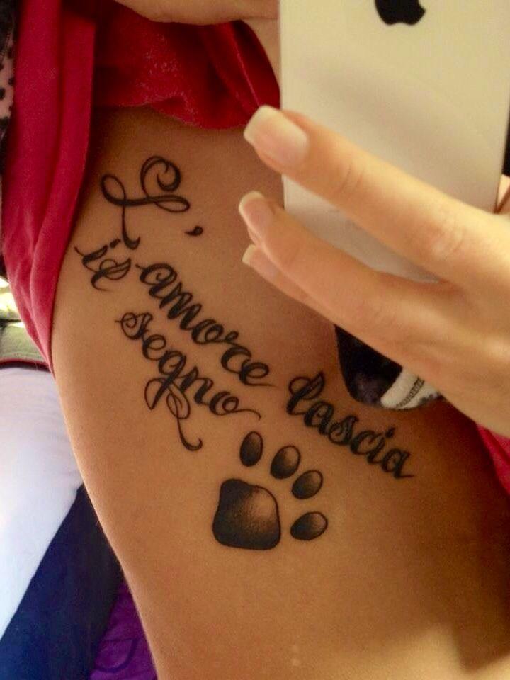 Frasi Sui Cani Da Tatuare.3 Tatuaggio Mio Dogs 3 Tatuaggi Tatuaggio Cane Segni