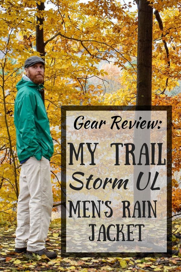 My Trail Storm UL Men's Jacket Review -  The My Trail Storm UL Jacket for men is waterproof and affordable, making it a great all-round piec - #Jacket #Mens #placestotravelalone #Review #Storm #Trail #travelgear #travelphotos #tuscanytravel