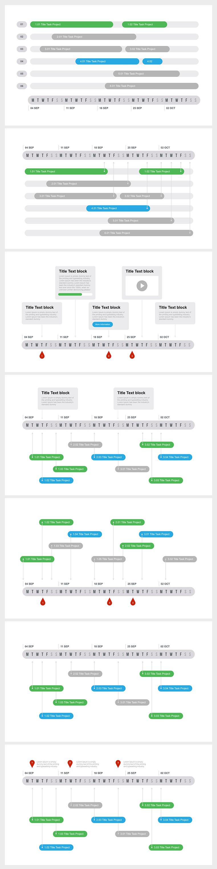 Gantt Chart Template Powerpoint Ppt Download Free Full Editable