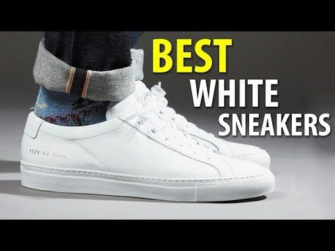 2964304052 BEST WHITE SNEAKERS 2018