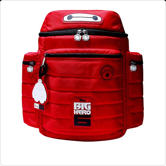 Big Hero 6 Backpack Fila