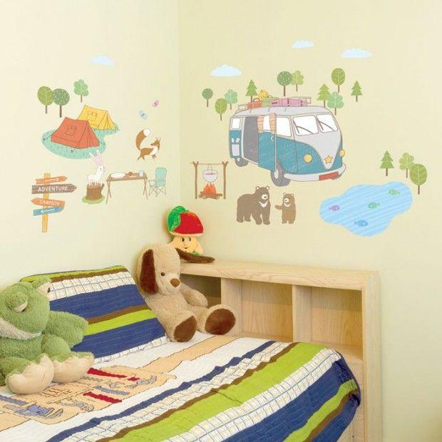 Kinderzimmer Wandtattoo Ihr Junge Wird Diese Motive Lieben