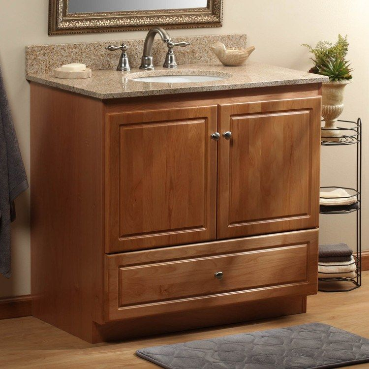 Strasser 01 041 2 Simplicity 36in Vanity Cabinet Only Vanity