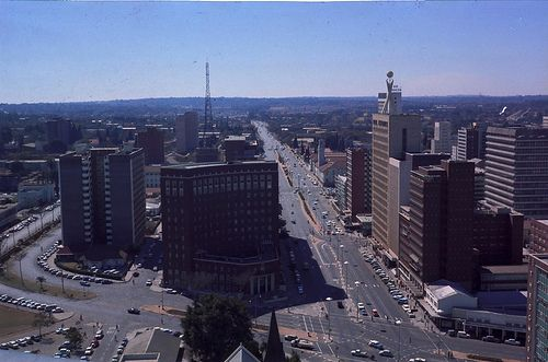 Salisbury Harare 1969 Or So Places Of Interest Salisbury Harare Harvest house harare zimbabwe