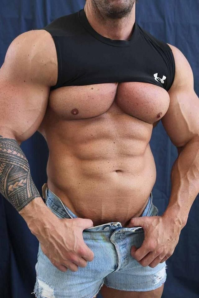 Breast surgery for man
