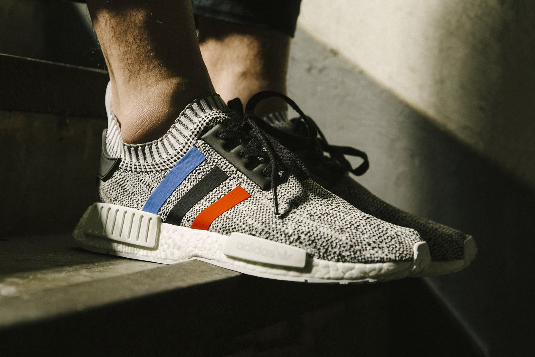 A Closer Look At The Adidas Nmd R1 Tri Color Pack Adidas Nmd