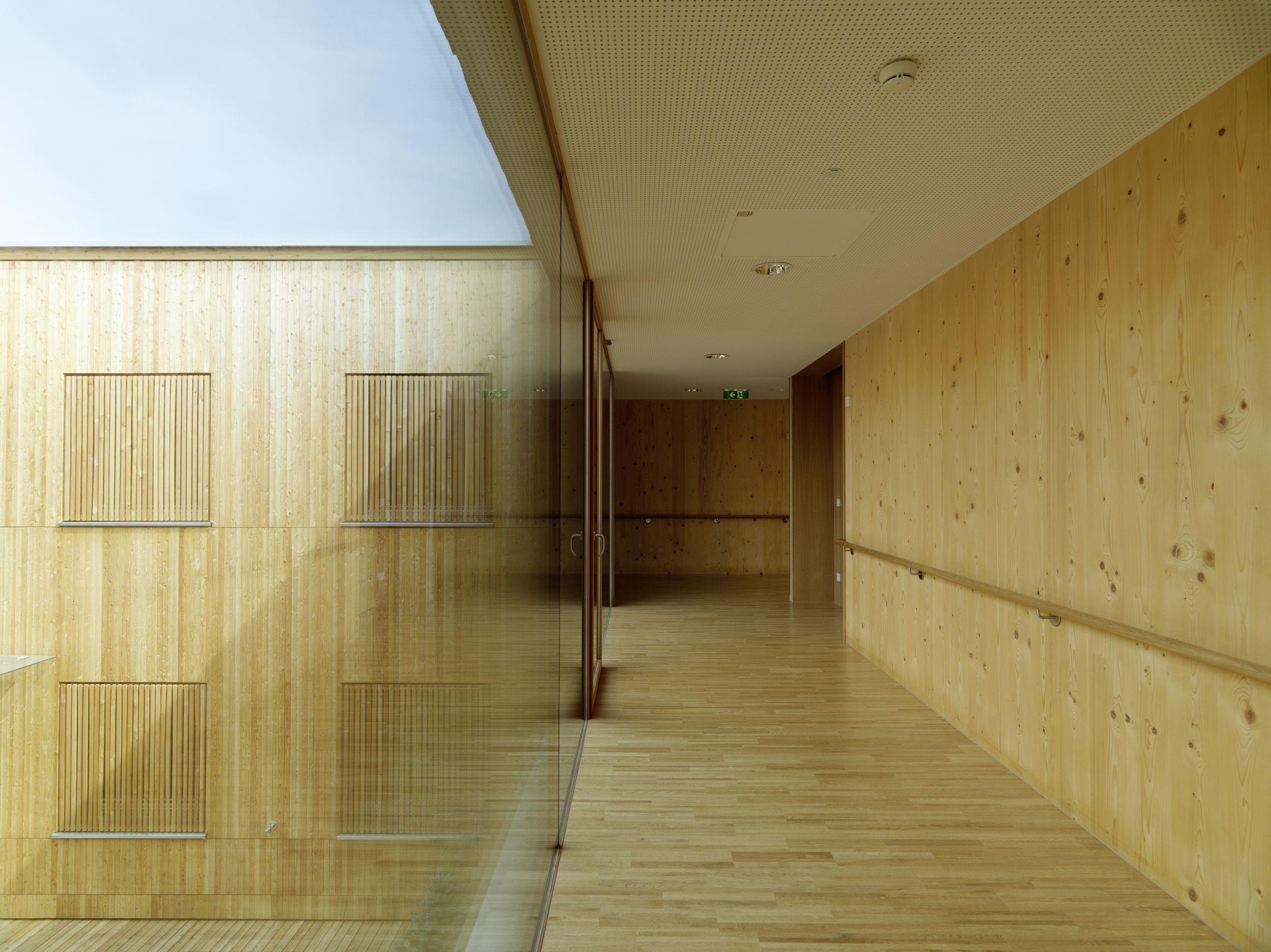 Preis: Pflegewohnheim Peter Rosegger, Dietger Wissounig Architekten ...