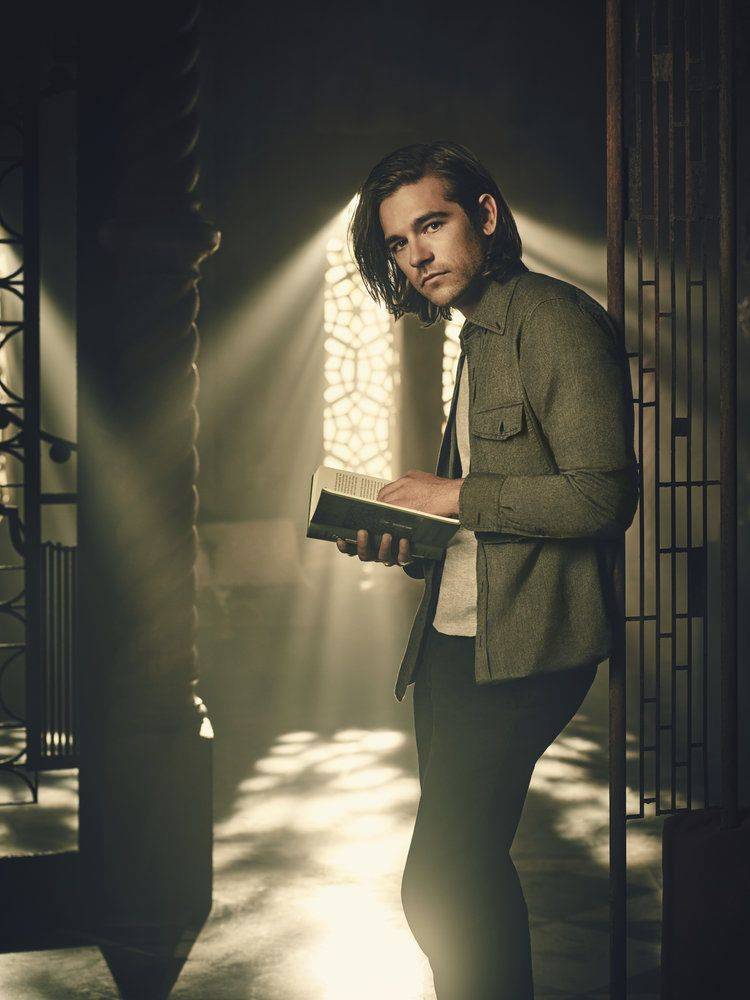 The Magician The Baroque Bohemian Cats Tarot Publisher: THE MAGICIANS -- Season:2 -- Pictured: Jason Ralph As