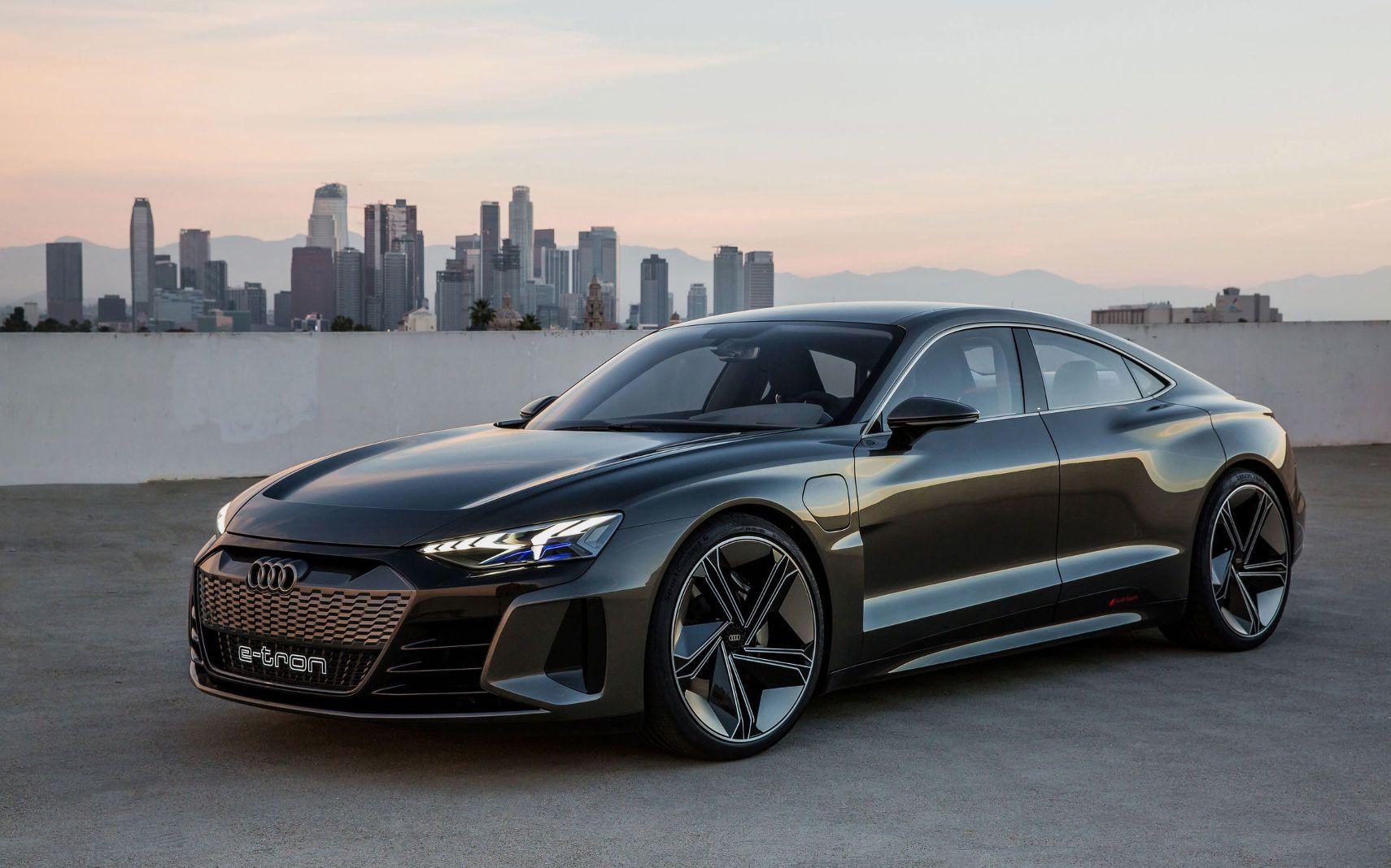 2020 Audi E Tron Gran Turismo Improb Audi E Tron Audi Luxury Cars