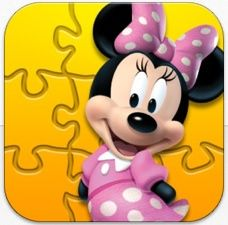 Disney Minnie Mouse Puzzle Game App For Kids Disney