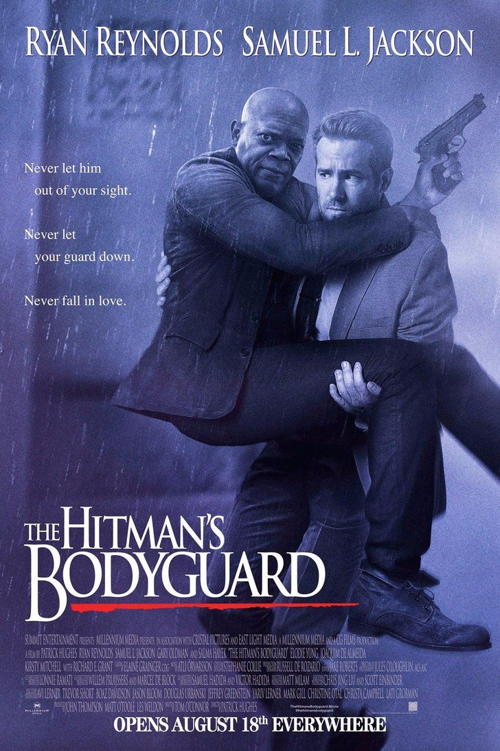 Ryan Reynolds And Samuel L Jackson Attempt Not To Kill Each Other In Their New Movie The Bodyguard Movie Bodyguard Full Movies