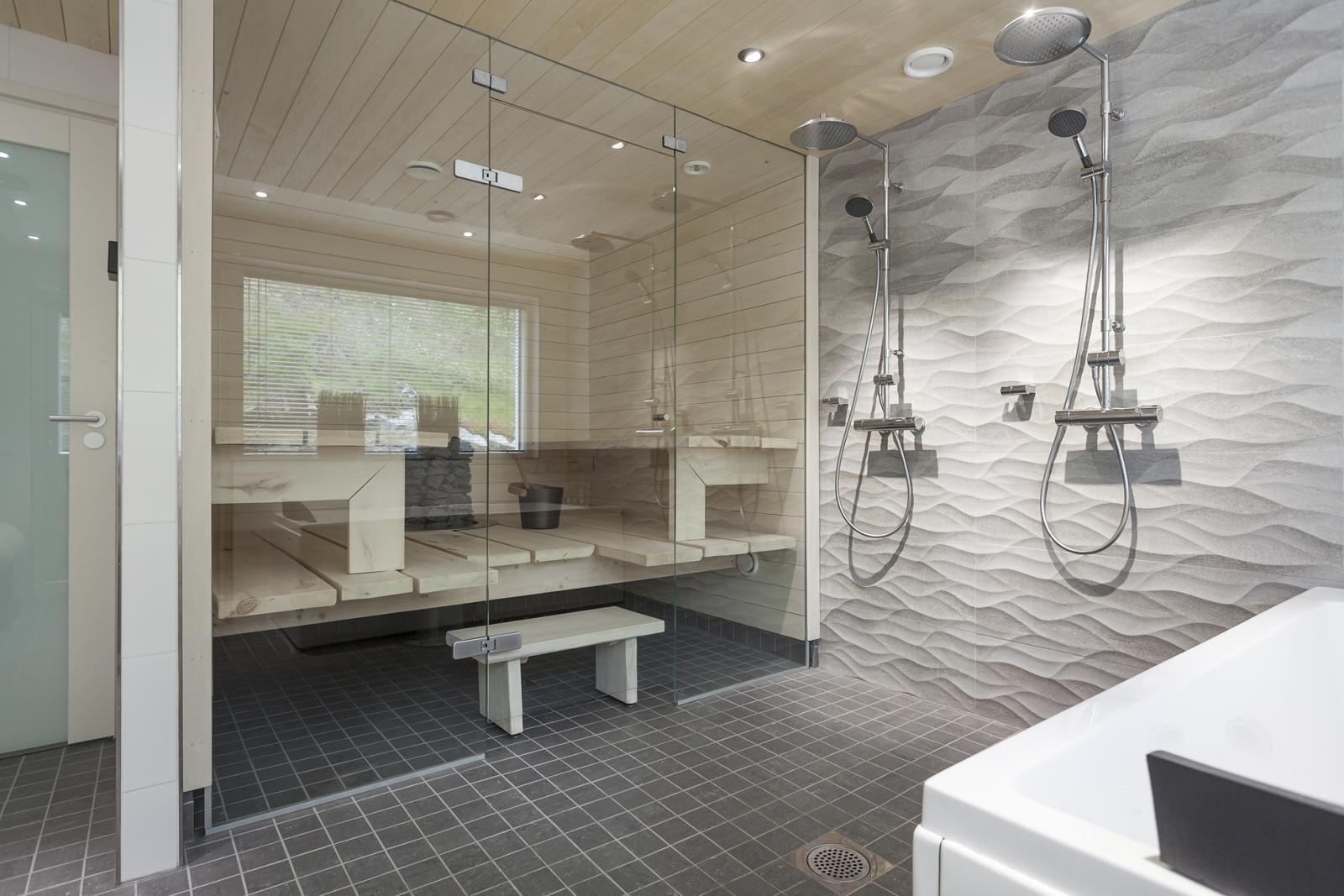 Moderni kylpyhuone, Etuovi.com Asunnot, 55d313b8e4b0c08a256326b7 - Etuovi.com Sisustus