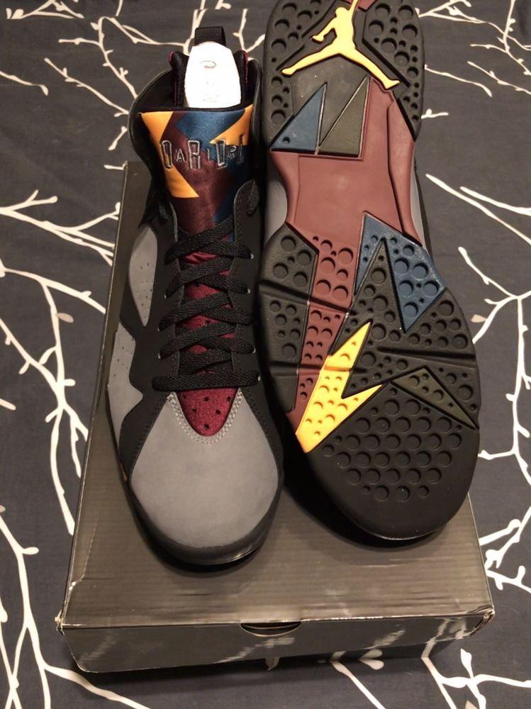 quality design da8b1 84ab4 Jordan 7 Bordeaux (2011) DS sz 13  fashion  clothing  shoes  accessories   mensshoes  athleticshoes (ebay link)