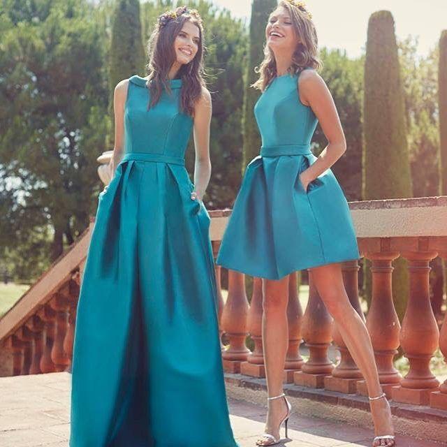 Vestido en azul celeste para damas de venta en Guatemala en Valerdi ...