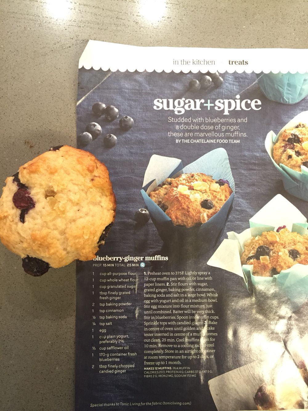 Without a doubt best muffins I have ever made.  I substituted butter for oil and would recommend a bit less sugar.