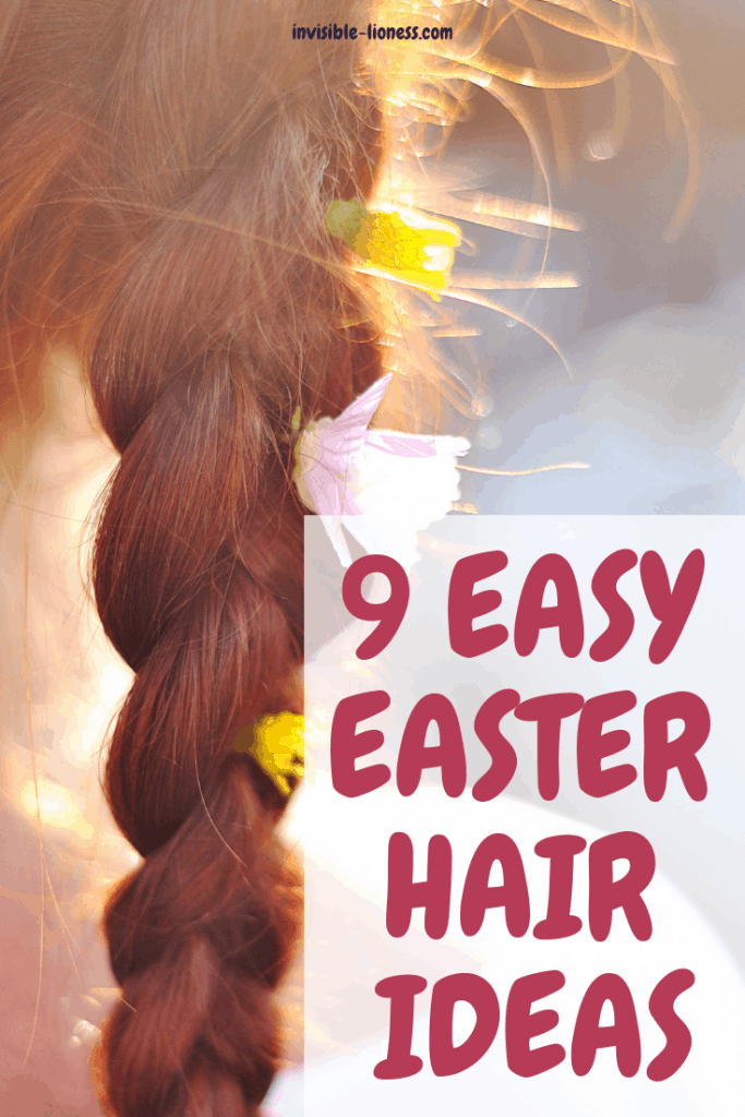 9 Tutorials For Easy And Cute Easter Hairstyles Easter Hairstyles Easter Hair Diy Hairstyles