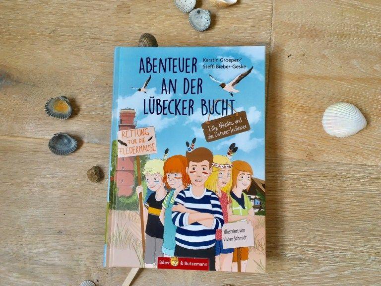 OstseeIndianer Ein Kinderbuch, das hier an der Ostsee