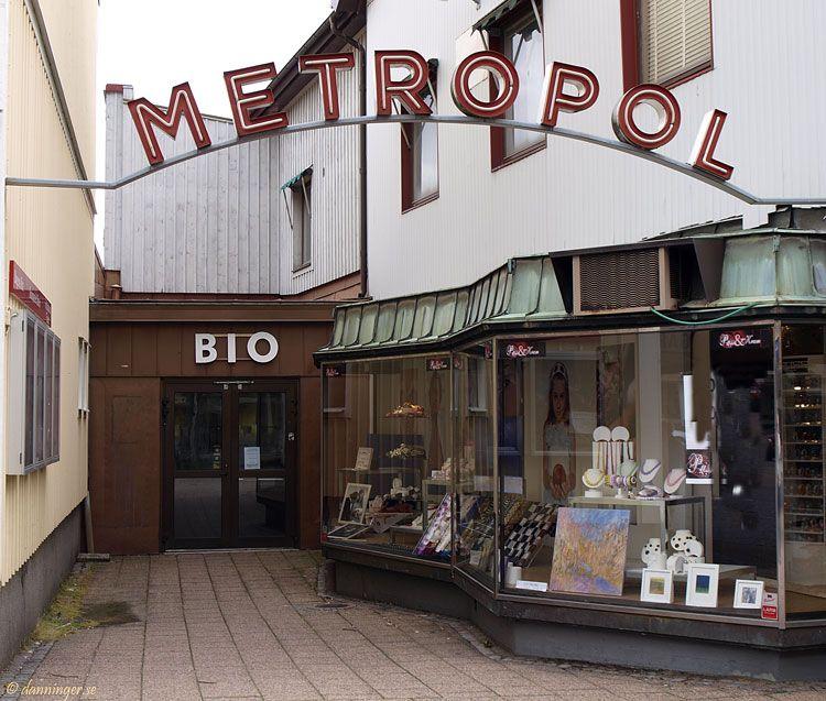 Kul Tur i Natur: Biograf Metropol i Värnamo